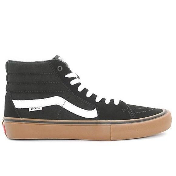 9ef559bb7e9e6e Vans Sk8-Hi Pro Skate Shoes Men s Sz 10